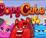 Copy Cats Netent Video Slot Game