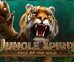 Jungle Spirit: Call of the Wild Netent Video Slot Game