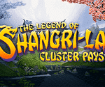 The Legend of Shangri-La: Cluster Pays Netent Video Slot Game