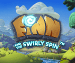 Finn And The Swirly Spin Netent Video Slot Game