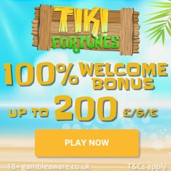 Tiki Fortune Casino Bonus And Review