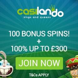 Casilando Casino Bonus And Review