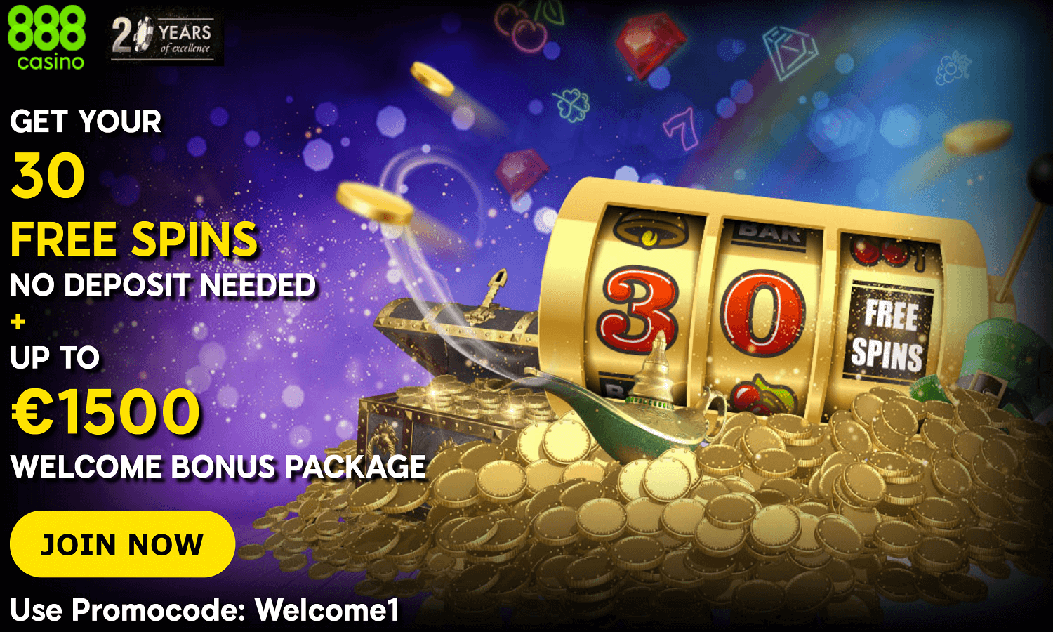 888Casino Casino Review