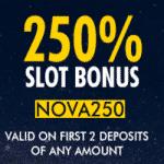 Supernova Casino Bonus And Review