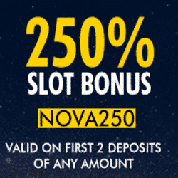 Supernova Casino Bonus And Review
