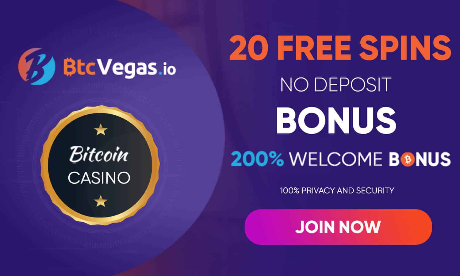 BTC Vegas Casino Casino Review
