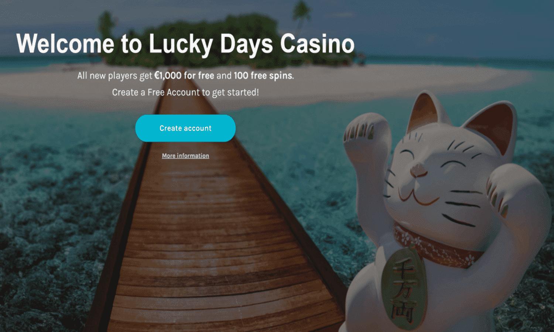 LuckyDays Casino Casino Review
