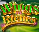 Wings of Riches  Netent Video Slot Game