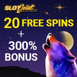Slot Joint Casino Bonus And Review