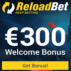 ReloadBet Casino Bonus And Review