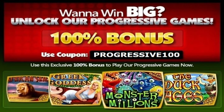 Slot Madness: Exclusive 100% Bonus