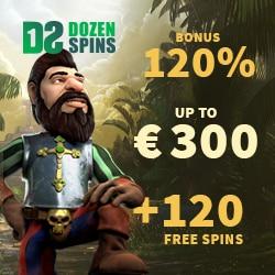 Dozens Spins Casino Bonus And Review
