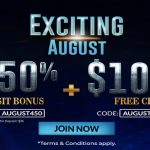 Slots7Casino - Exciting August Promotion