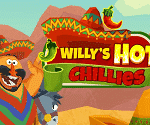 Willy's Hot Chillies Netent Video Slot Game