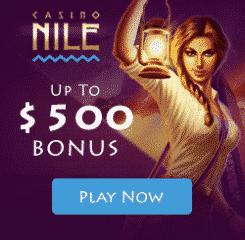 Nile Casino Banner - 250x250