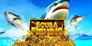 Jackpot Capital - Game of the Month: Scuba Fishing